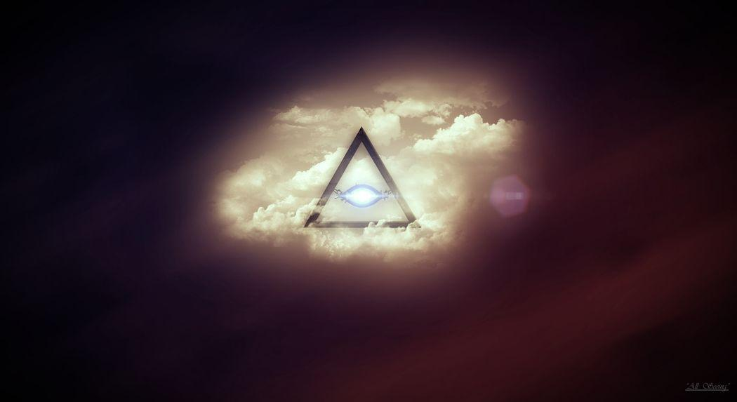 illuminati triangle wallpaper hd - photo #3