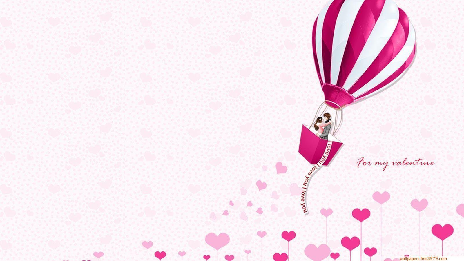 Cute Valentine S Day Backgrounds Wallpaper Cave