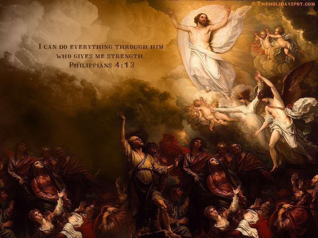 drawn wallpapers paintings religious - photo #9