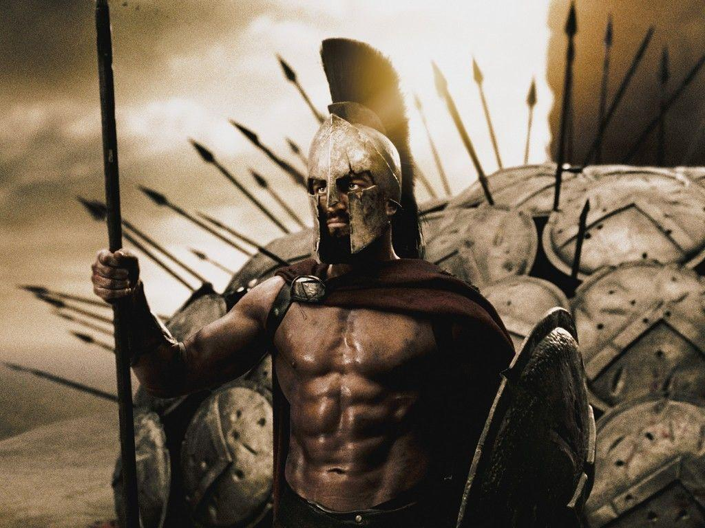 Wallpapers For > Greek Spartan Wallpaper