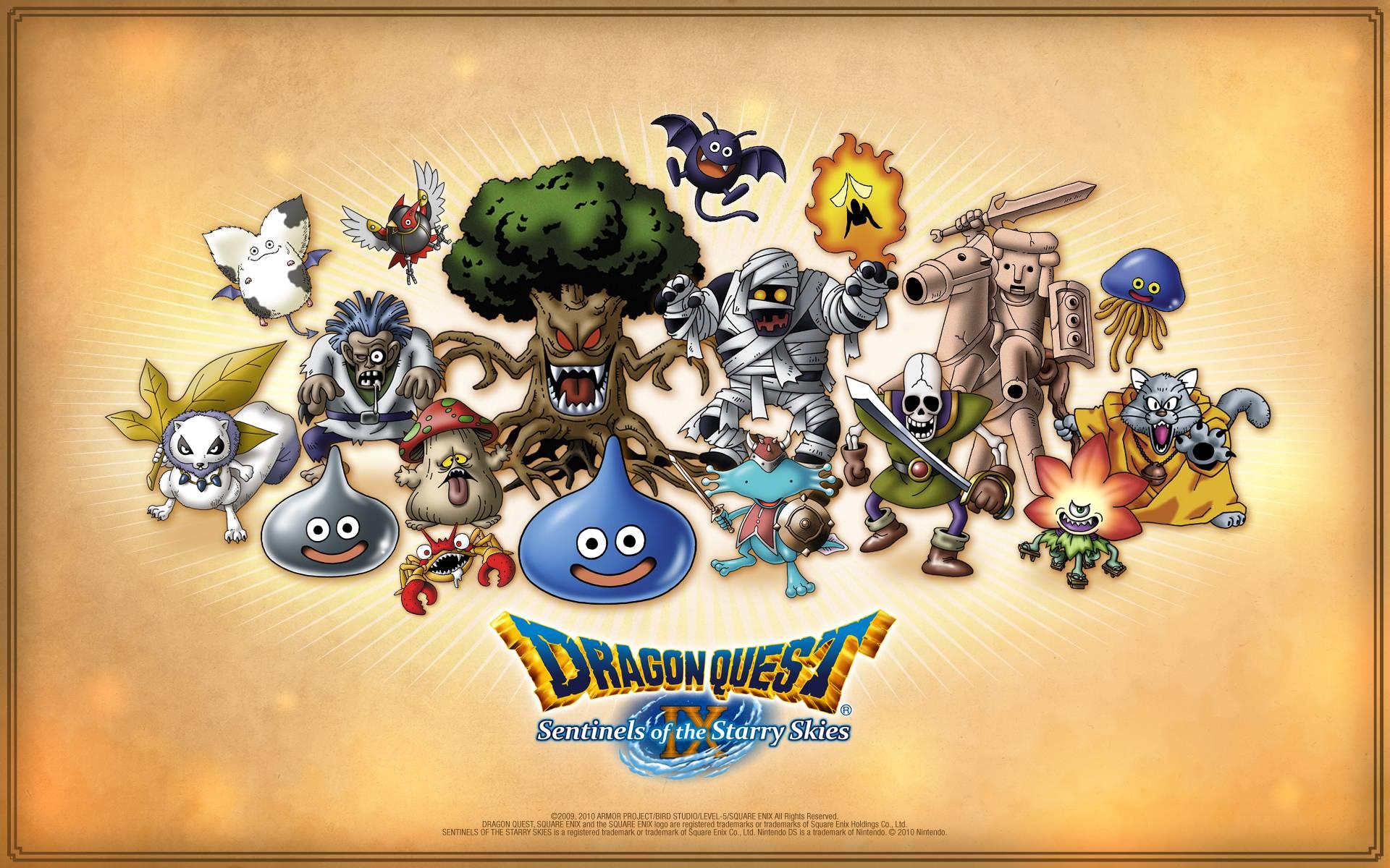 Dragon Quest Wallpaper Anaavarelaa