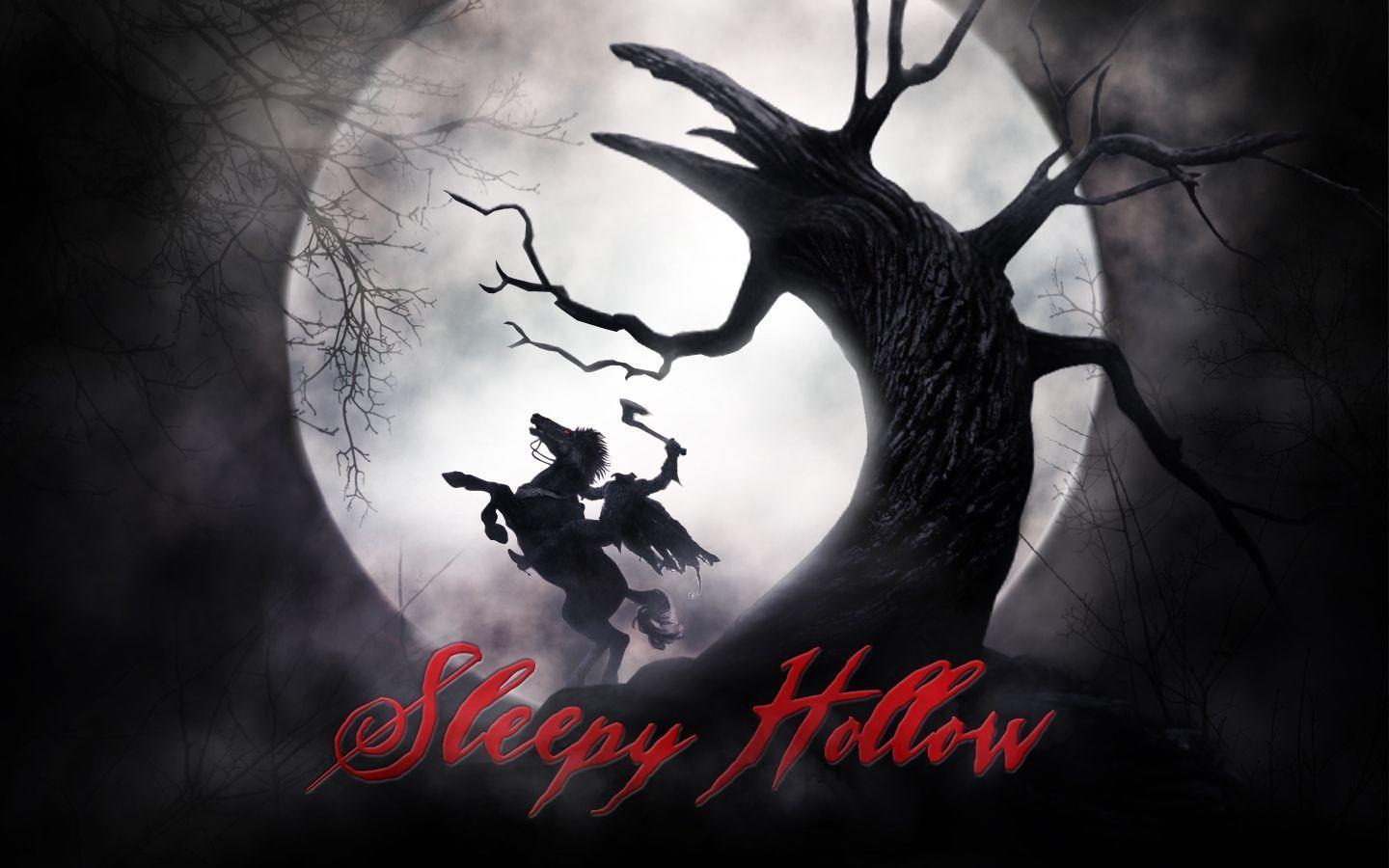Movies Sleepy Hollow The Headless Horseman : Desktop and mobile