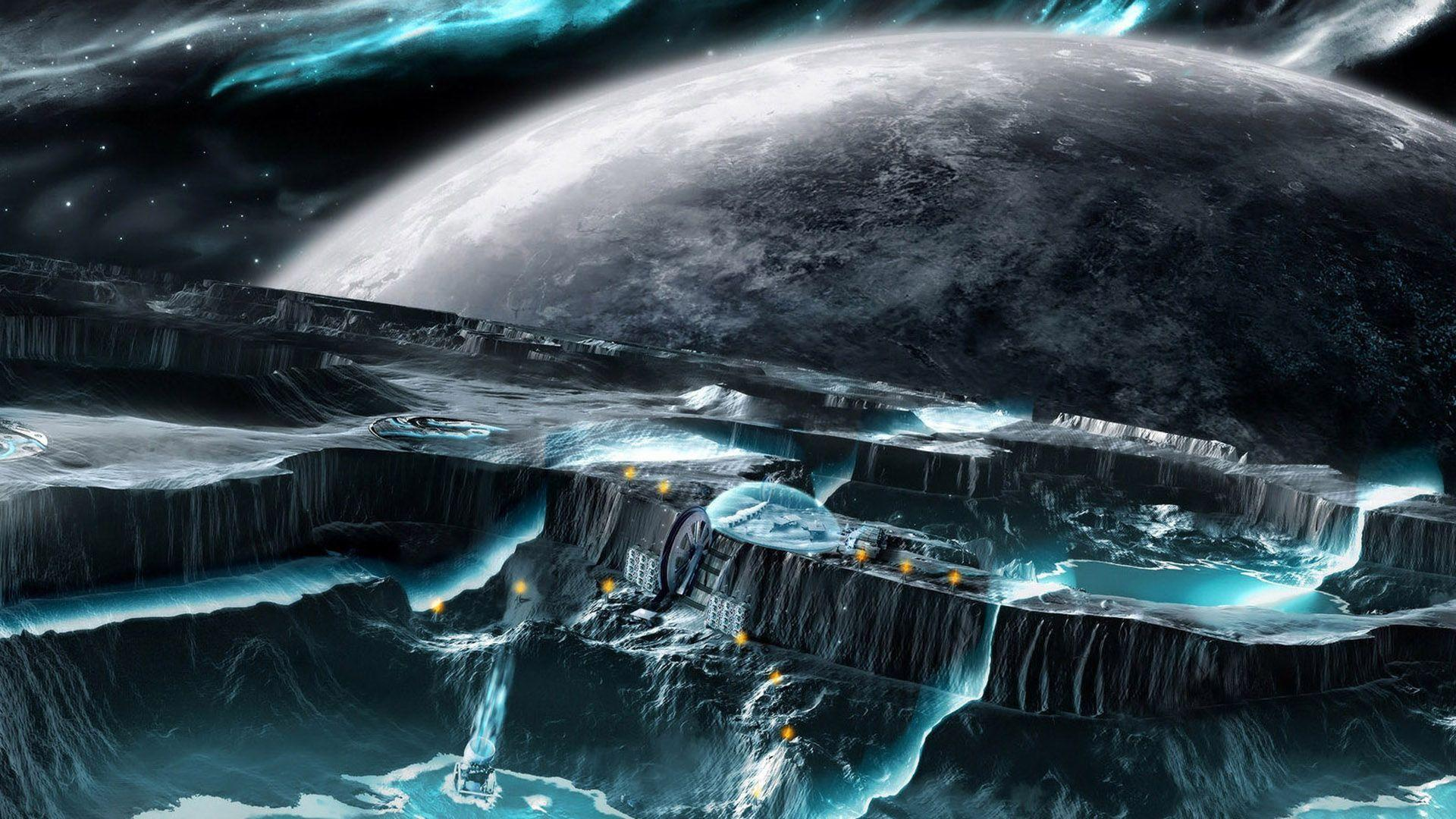 Space Fantasy Wallpapers Wallpaper Cave