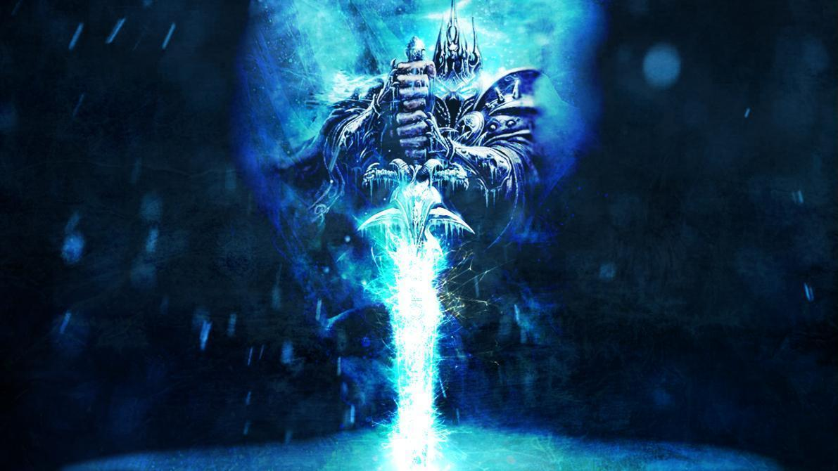 lich king wallpapers wallpaper cave