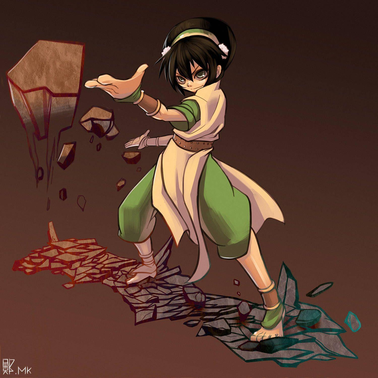 Toph Wallpapers - Wallpaper Cave