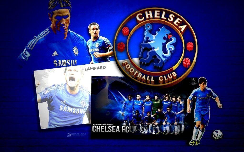 Chelsea Football Club 2012-2013 HD Best Wallpapers | Football ...