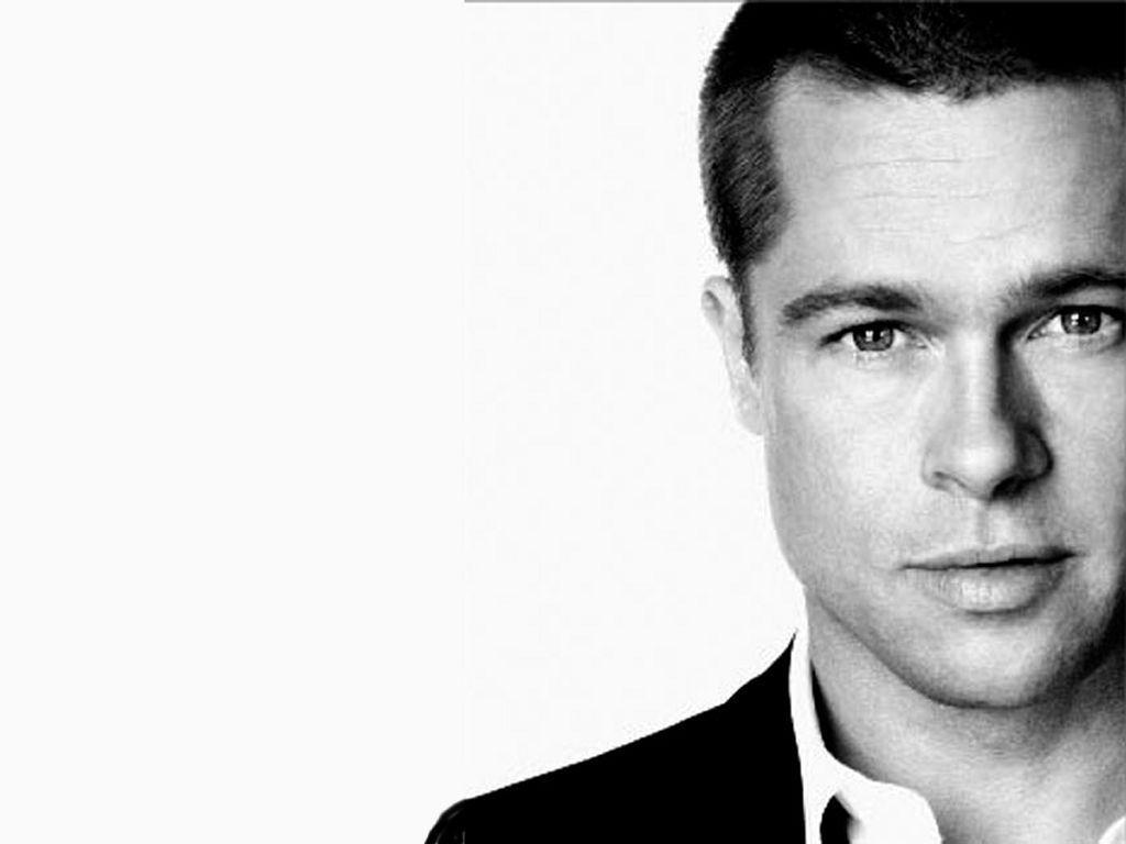 QQ Wallpapers: Hollywood Actor Brad Pitt Wallpapers and Image