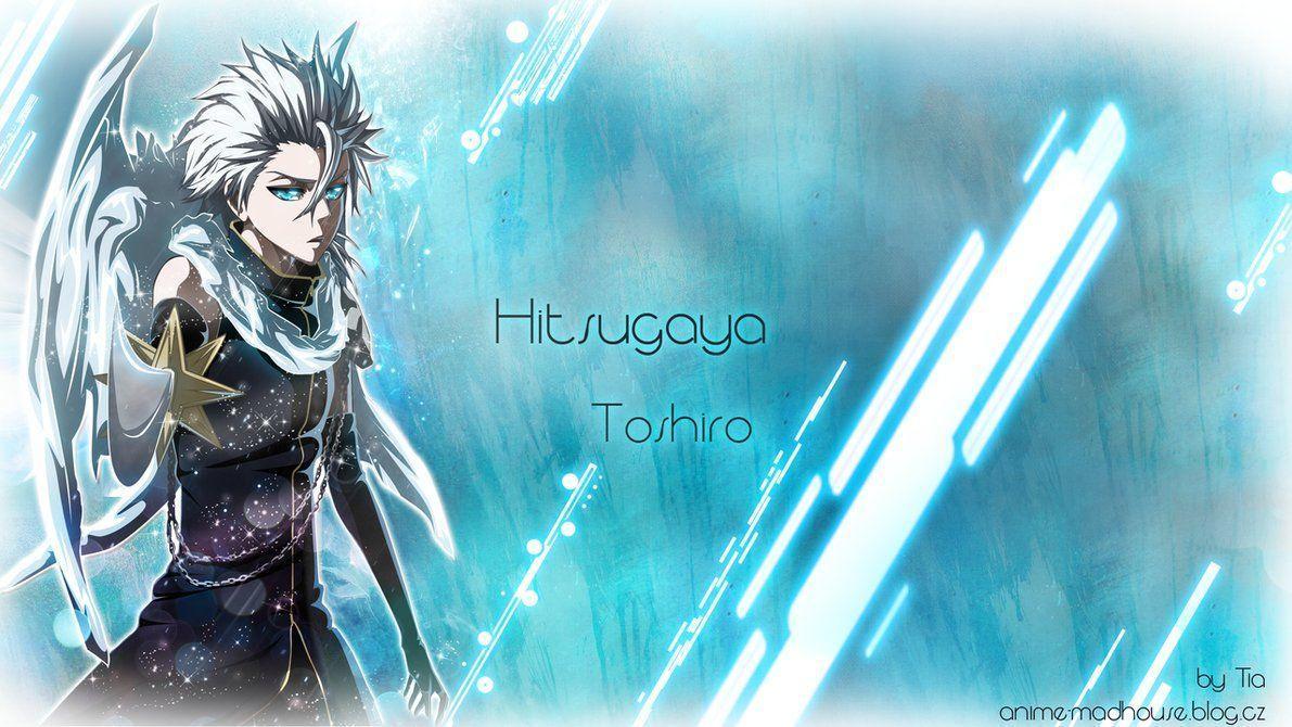 hitsugaya wallpaper gift for - photo #23