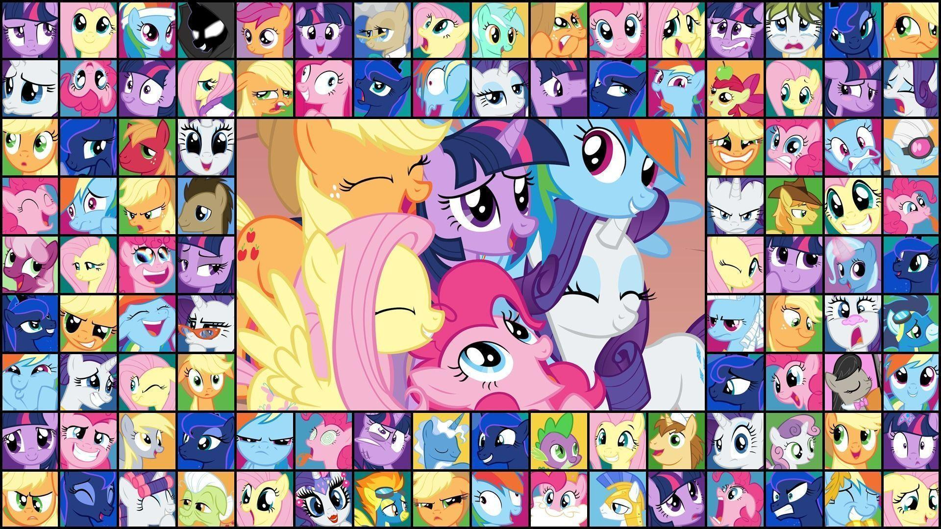 20 my little pony wallpapers