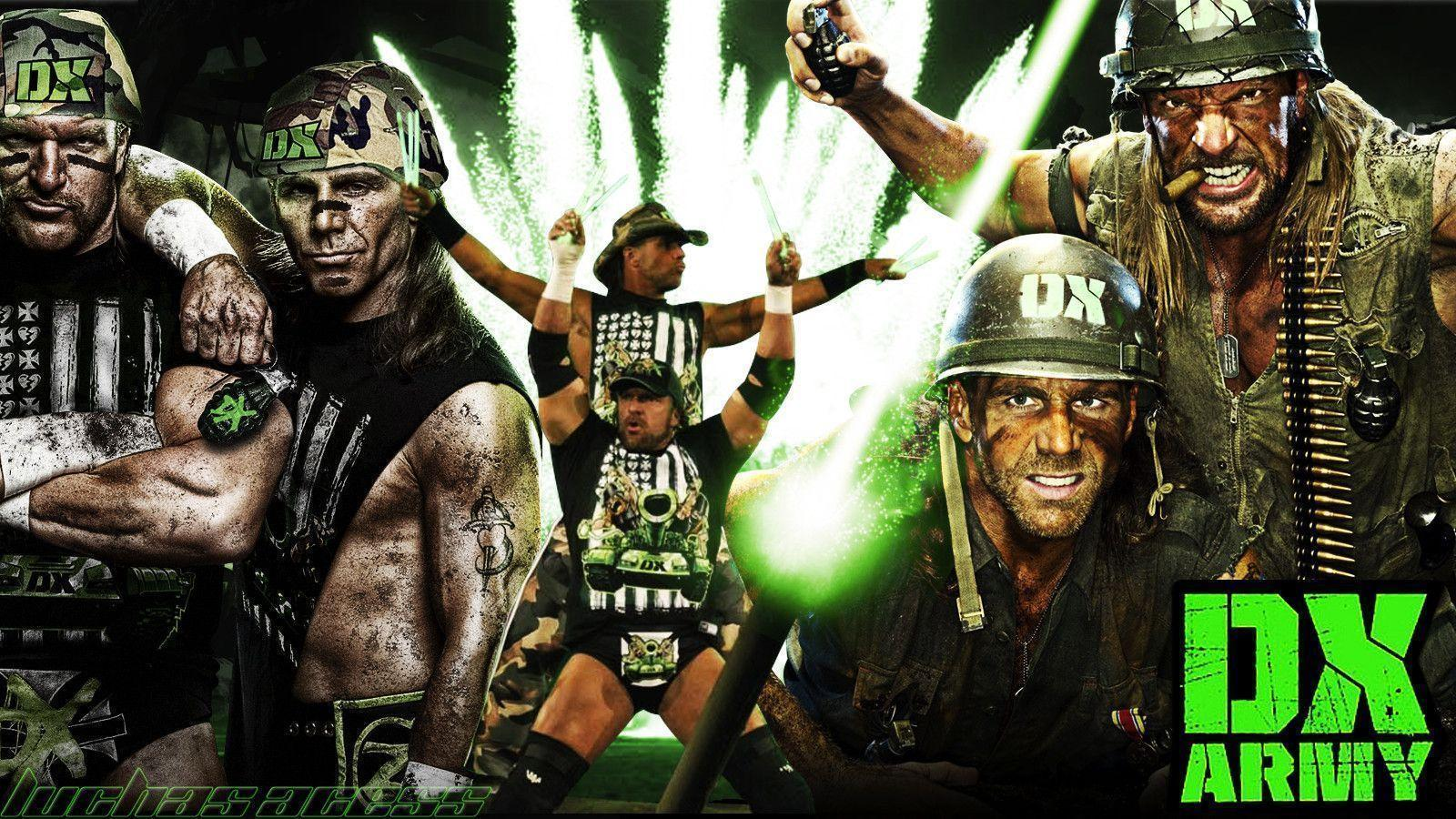 WWE DX Wallpapers - Wallpaper Cave