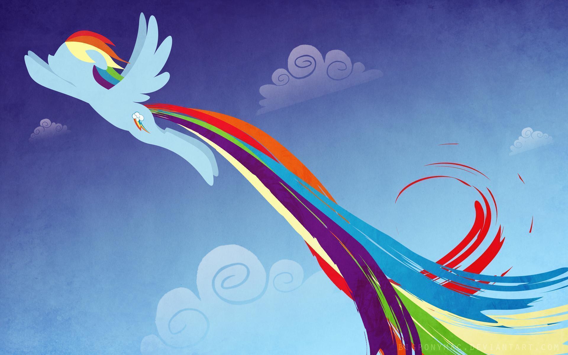 rainbow dash sphere background - photo #33