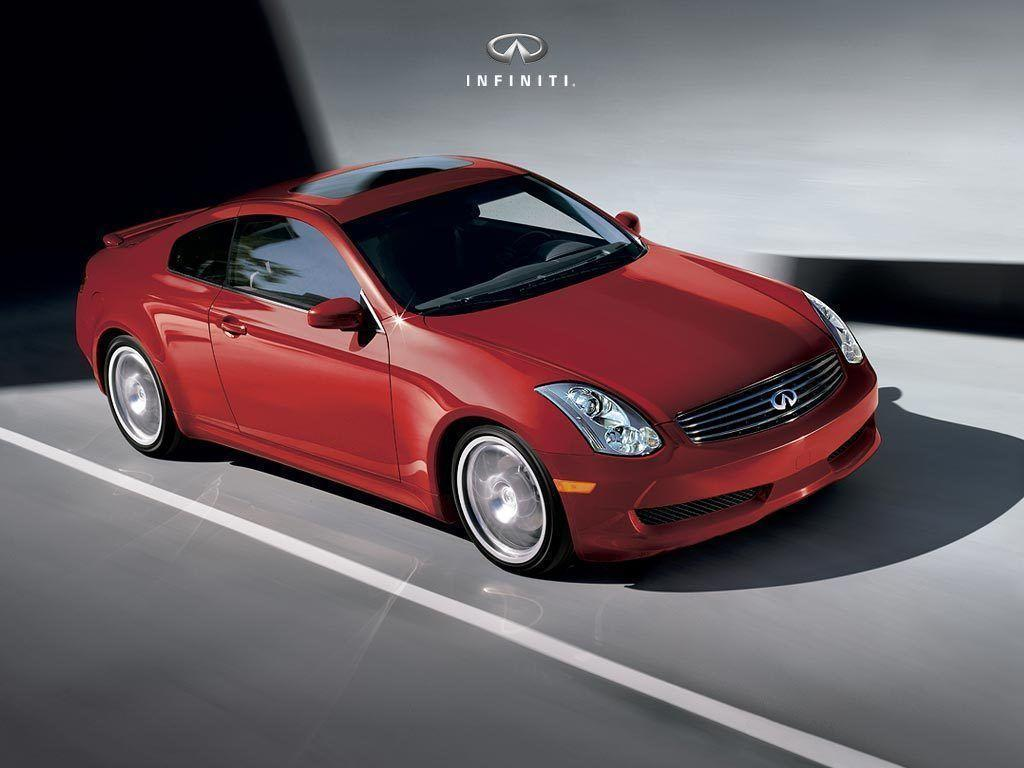 Infiniti G35 Coupe - Infiniti Wallpaper (4179229) - Fanpop