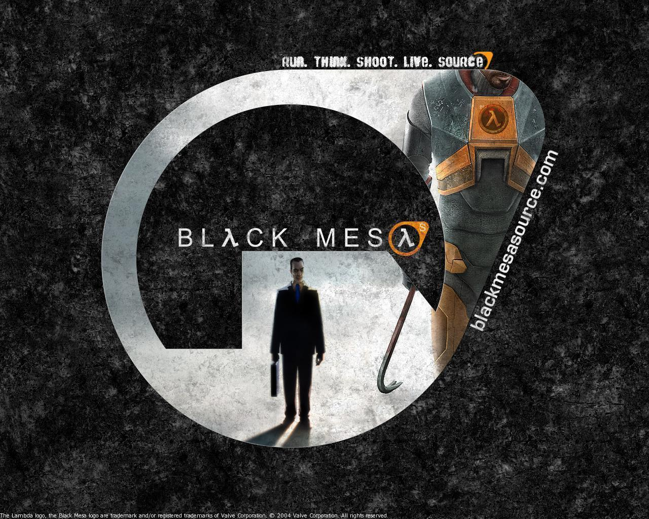 Game Screens – Black Mesa