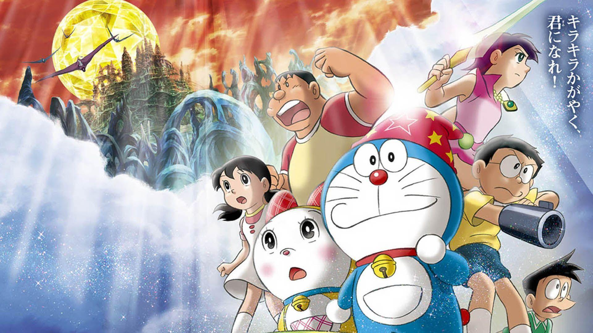 Doraemon HD Wallpaper