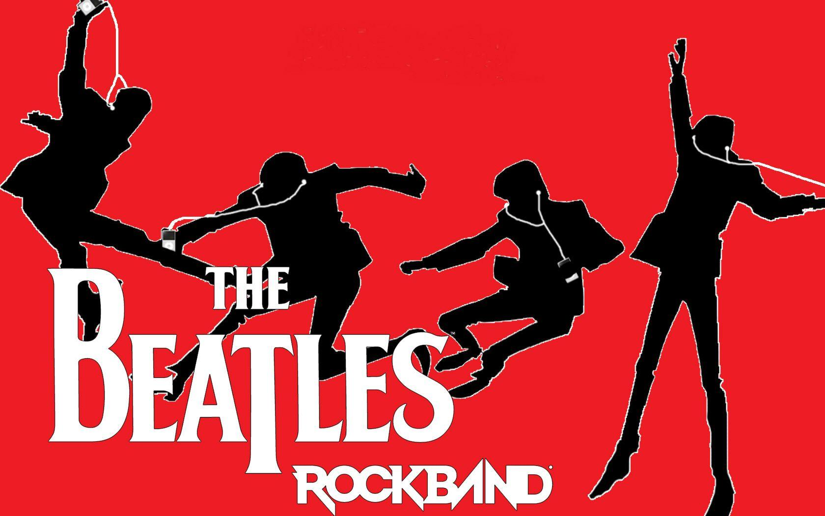 Wallpapers For Beatles Rockband Wallpaper