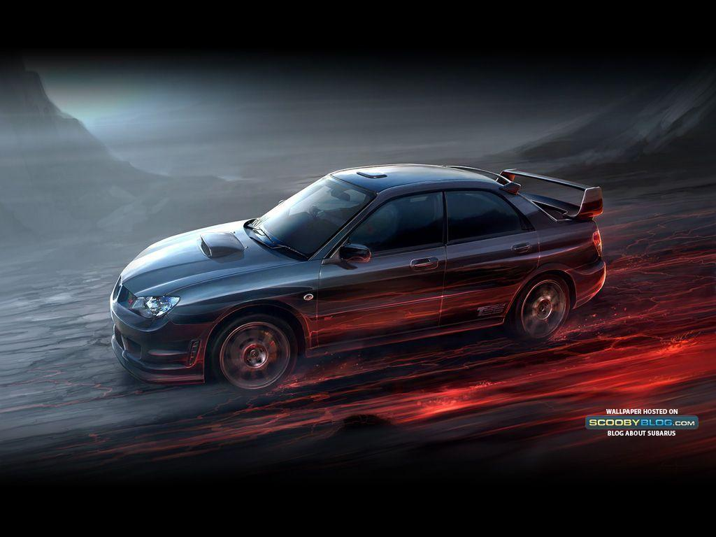 Subaru Impreza Wallpapers Wallpaper Cave