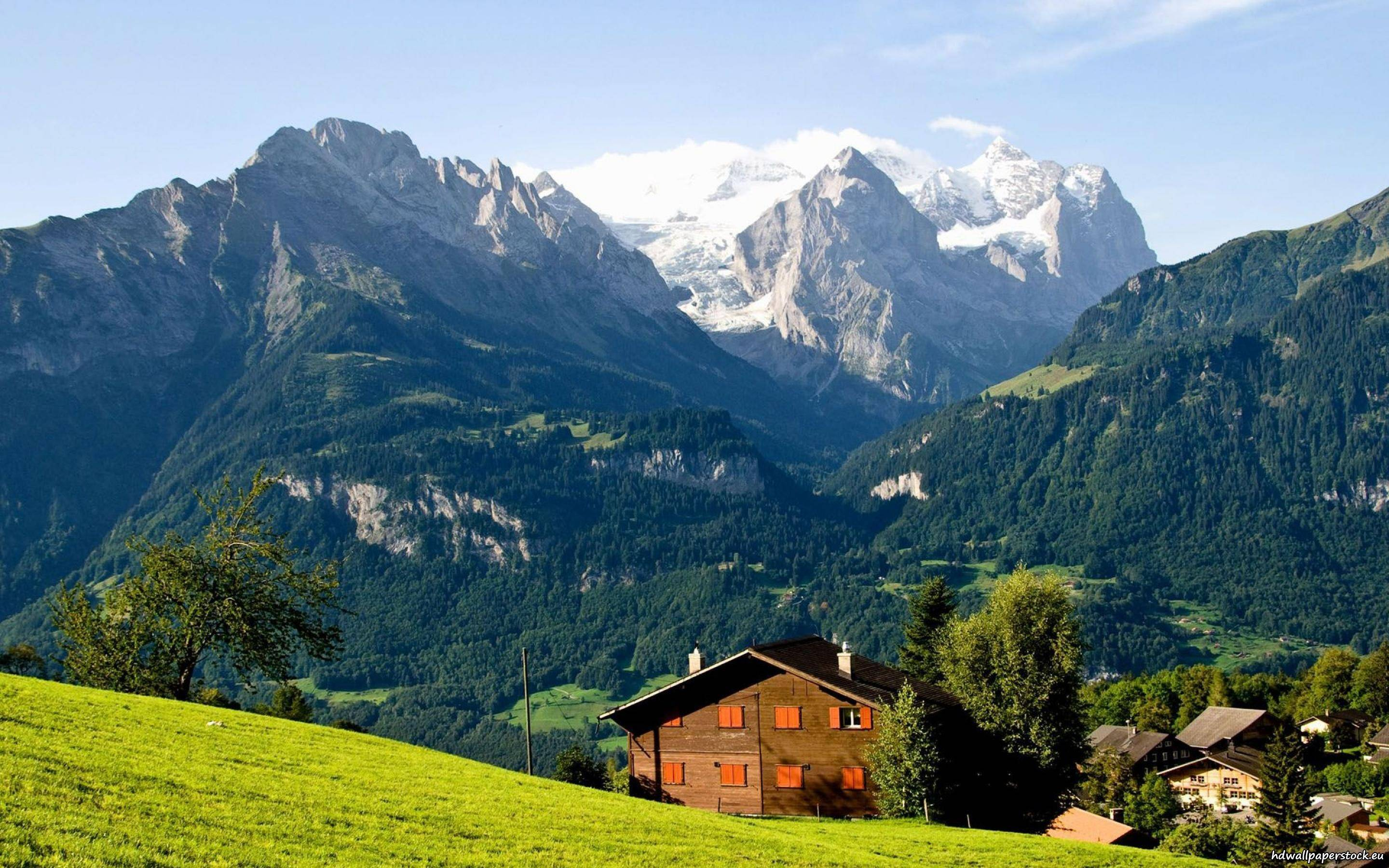 Hasliberg, Switzerland wallpaper - 1069513