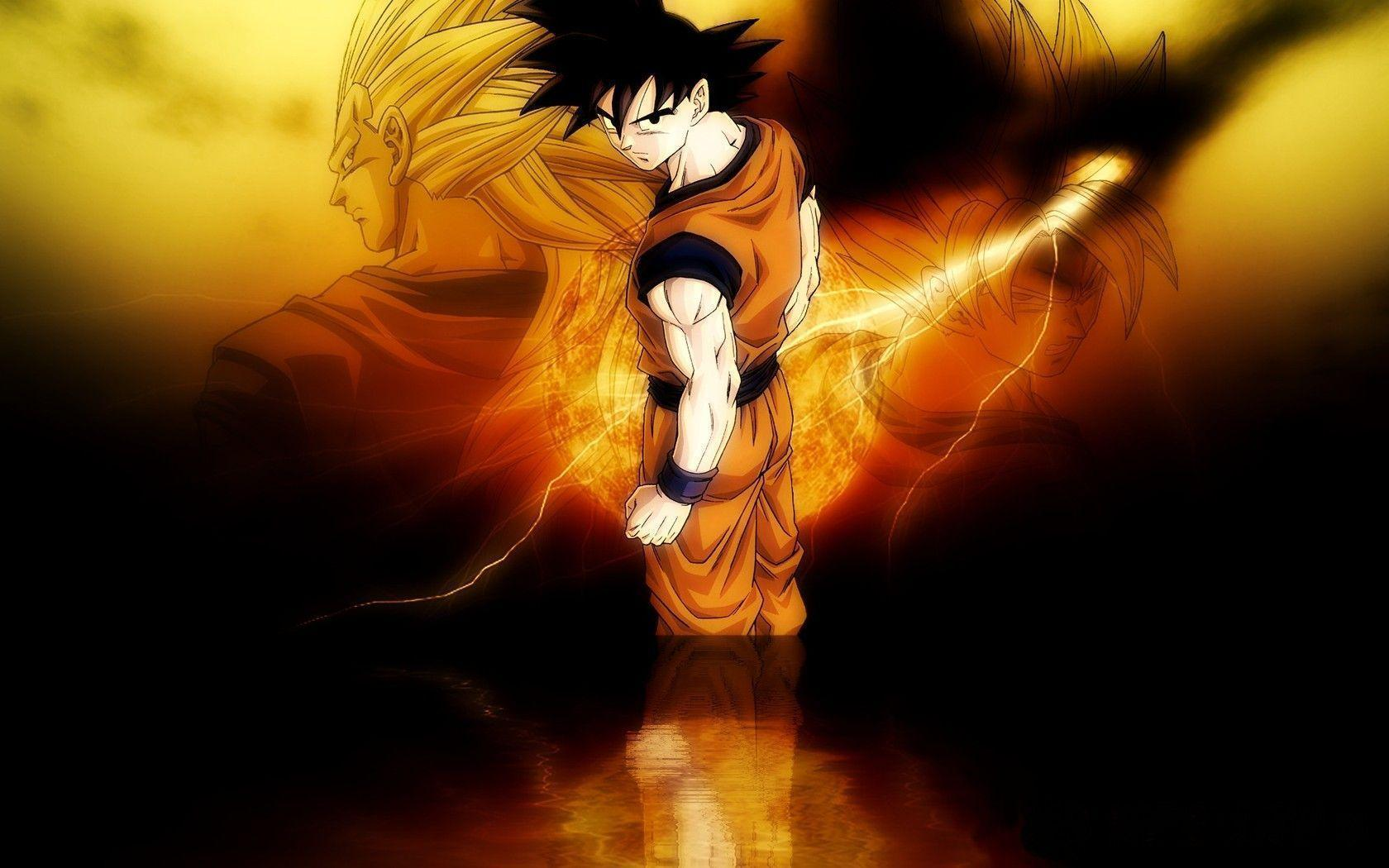 Goku Wallpapers - Wallpaper Cave