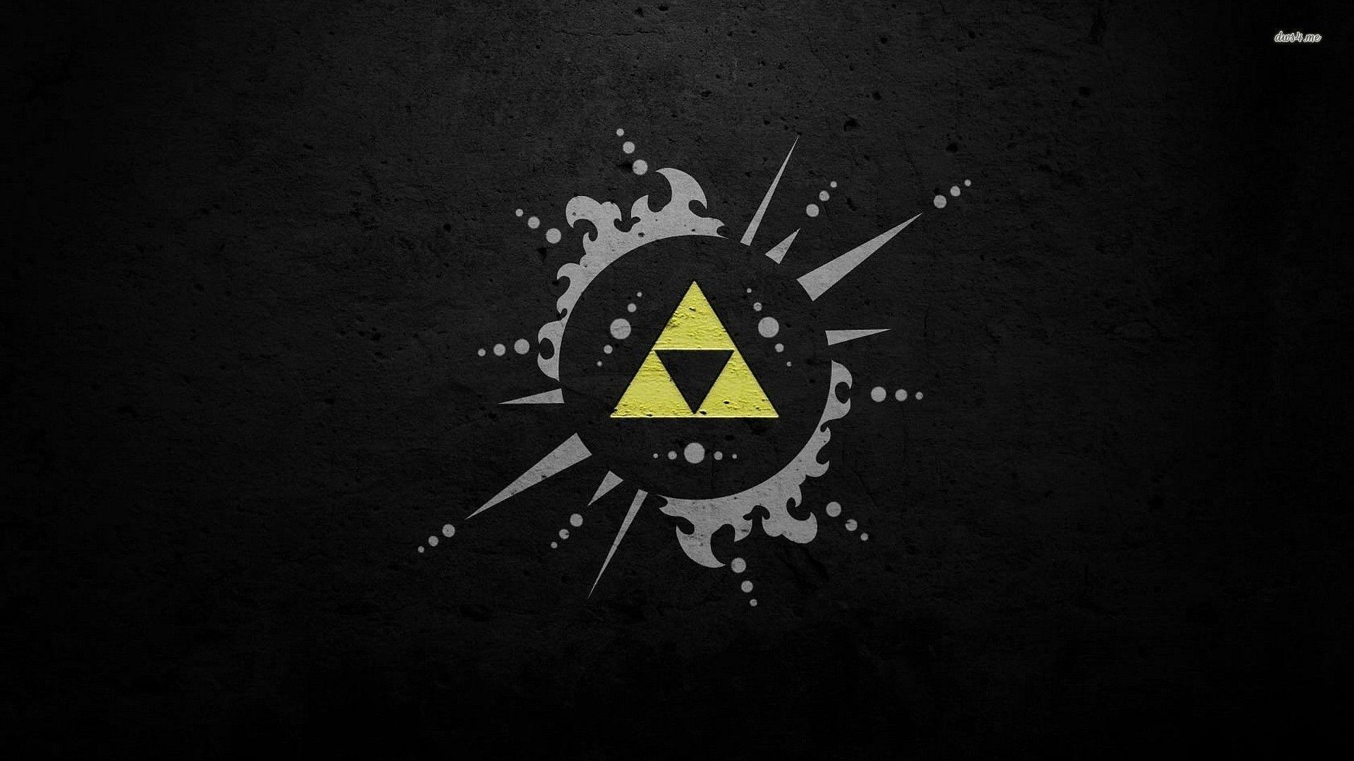 Zelda Triforce Wallpapers Wallpaper Cave