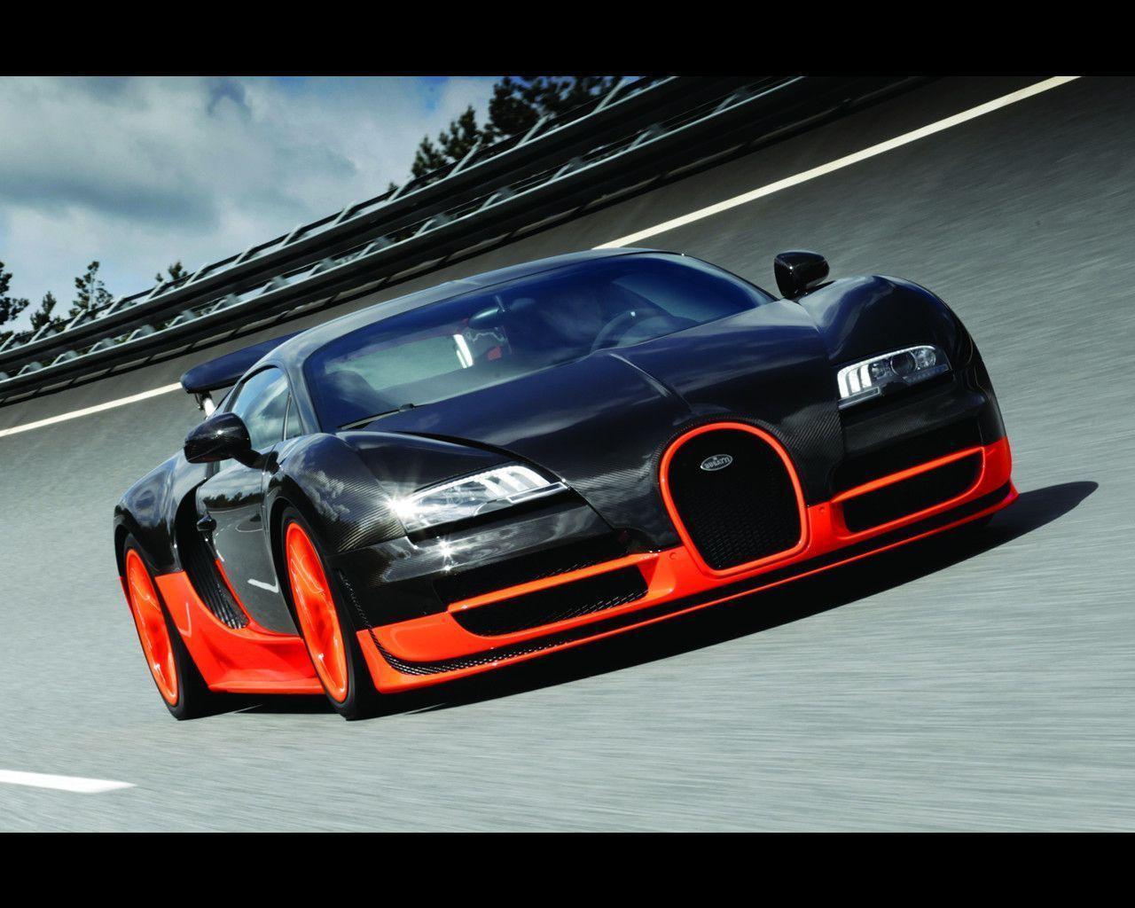 Bugatti Veyron Super Sport Wallpaper: Bugatti Veyron Super Sport Wallpapers