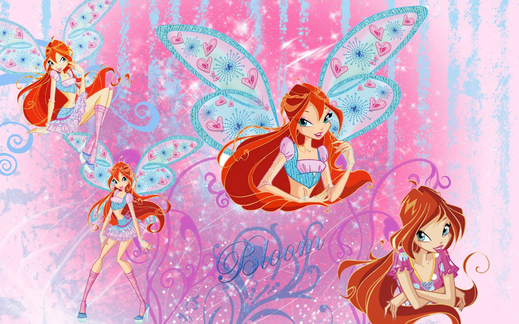Winx club bloom wallpapers wallpaper cave bloom wallpaper the winx club wallpaper 36416330 fanpop altavistaventures Image collections