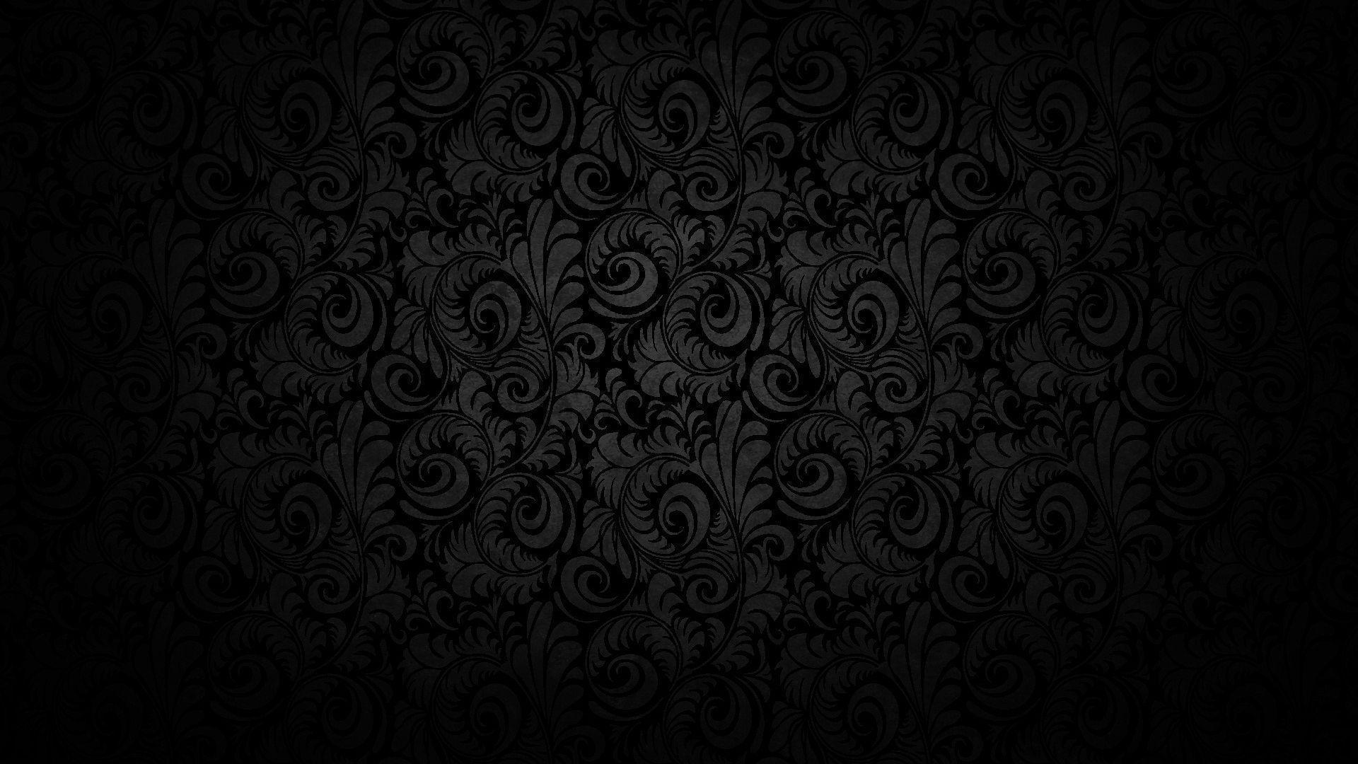 1080p Wallpapers of Abstract Black Swirl Wallpaper Backgrounds