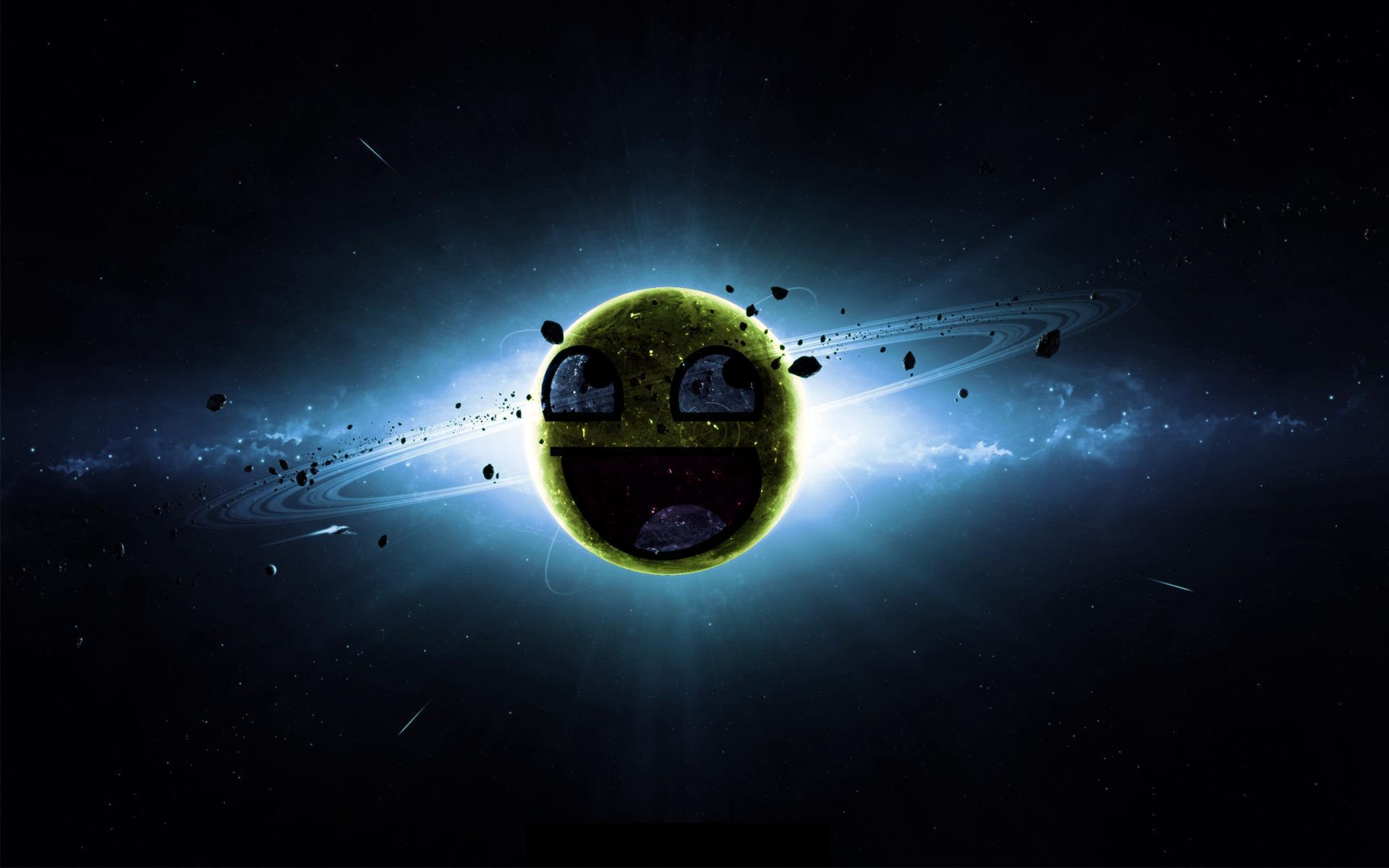 Awesome Smiley Face Wallpapers - Wallpaper Cave