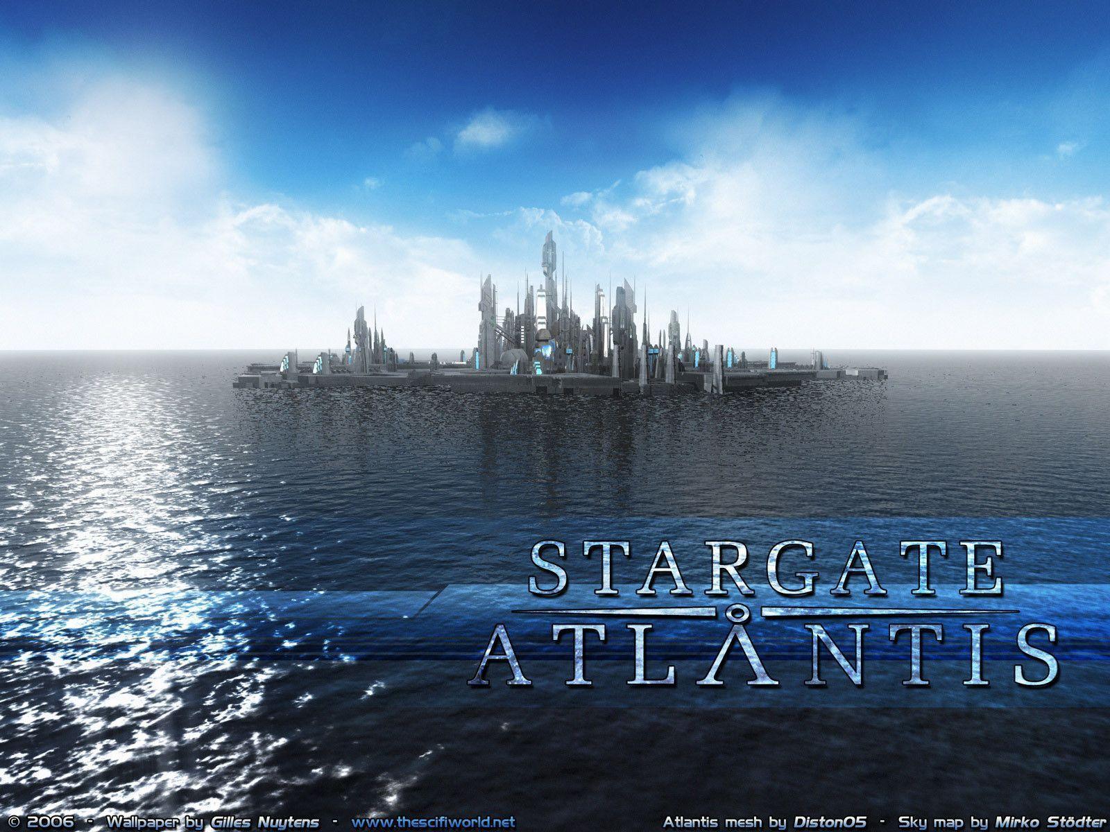Stargate Atlantis Wallpaper
