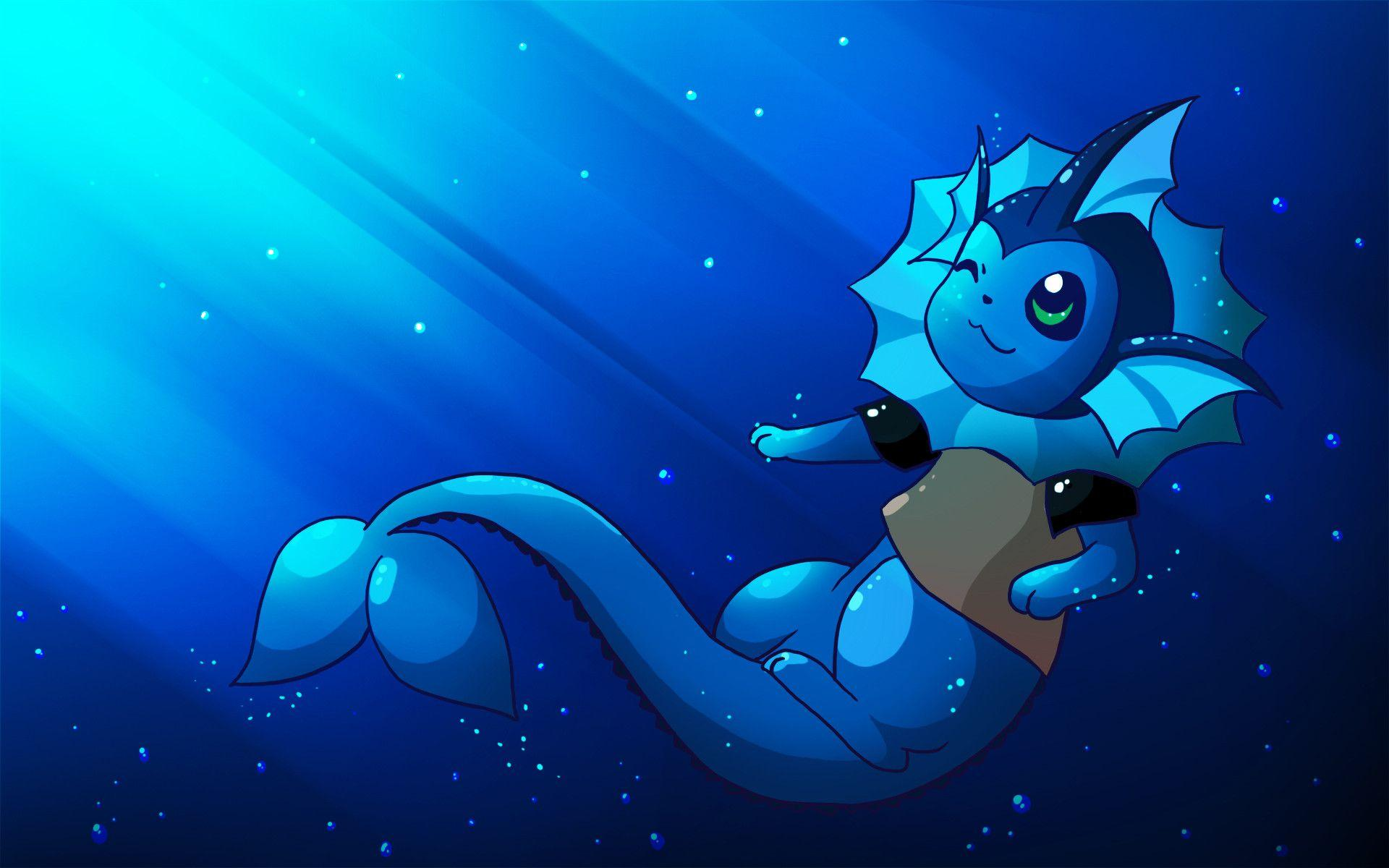 Vaporeon Wallpapers - Wallpaper Cave