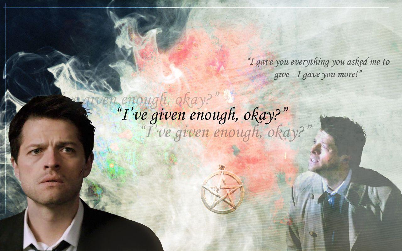Supernatural Desktop Backgrounds - Wallpaper Cave