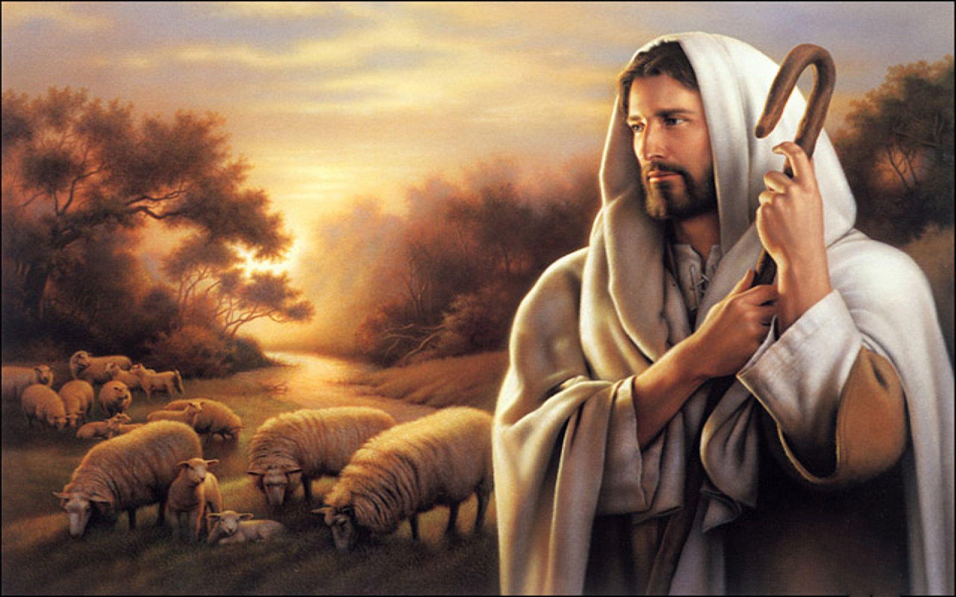 Jesus - Desktop Wallpapers