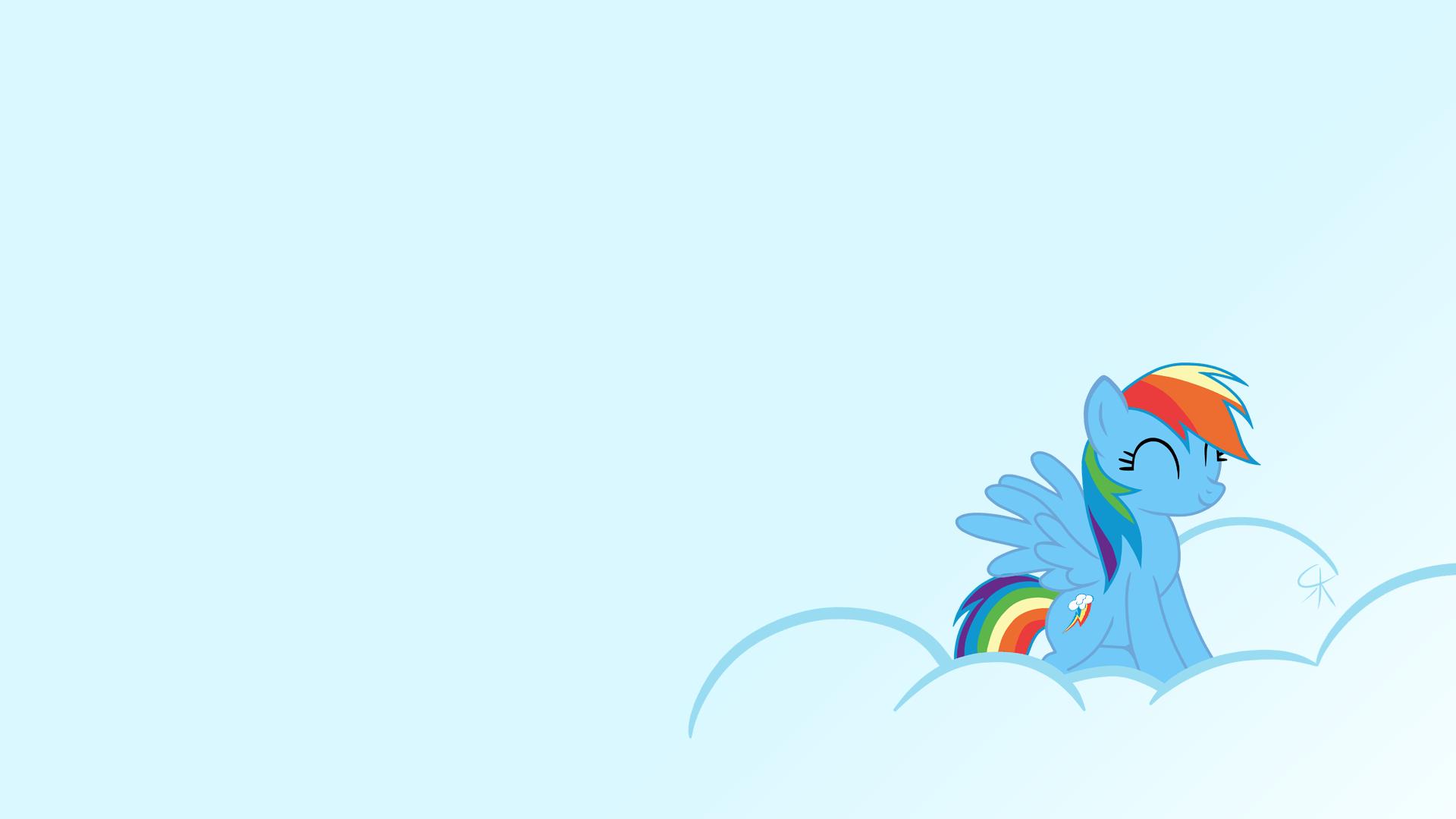 rainbow dash sphere background - photo #1