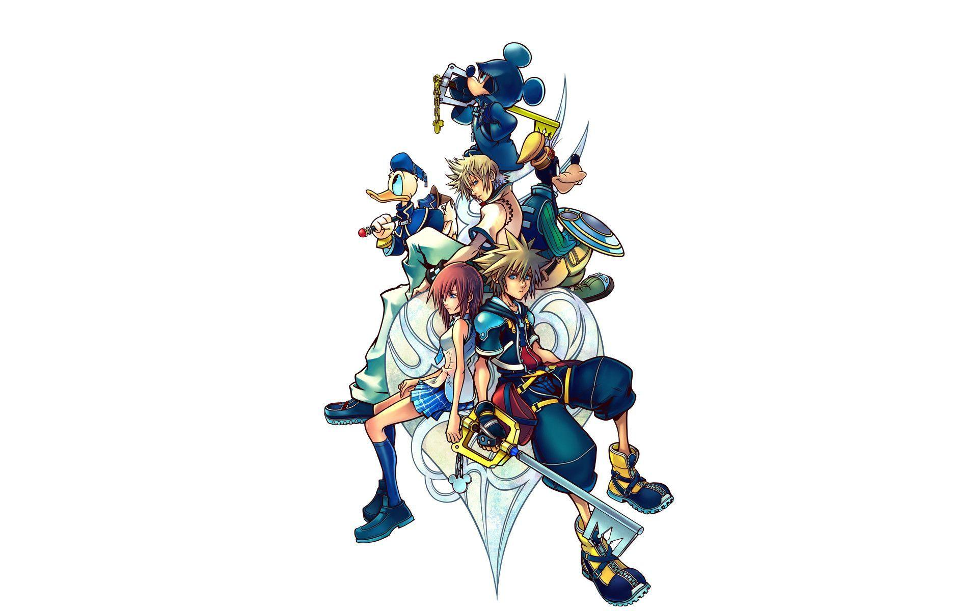 kingdom hearts background - photo #26