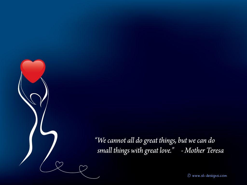 Love Quotes With Backgrounds Wallpaper Cave