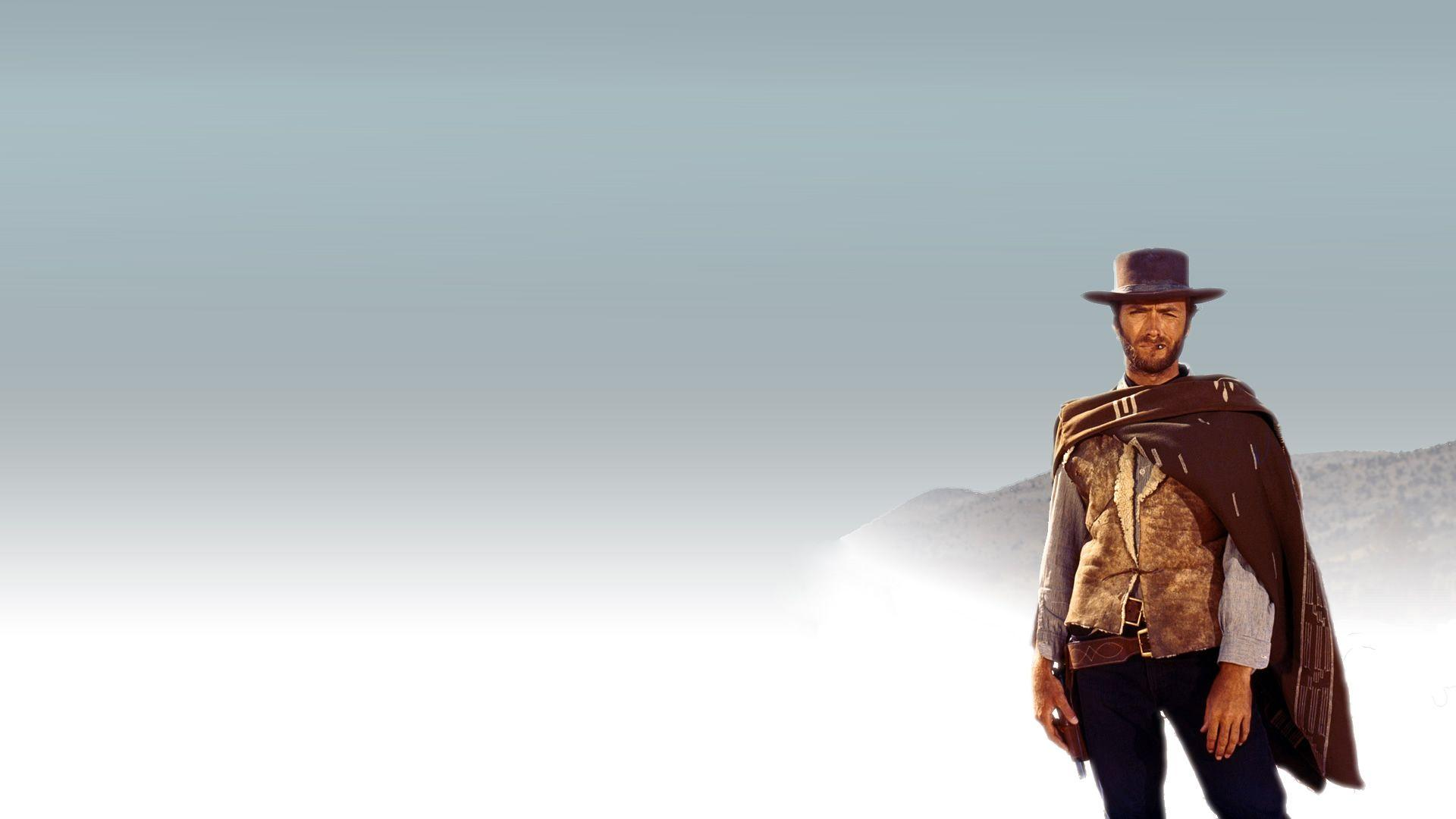 Clint Eastwood Cowboy Wallpaper: Western Wallpapers