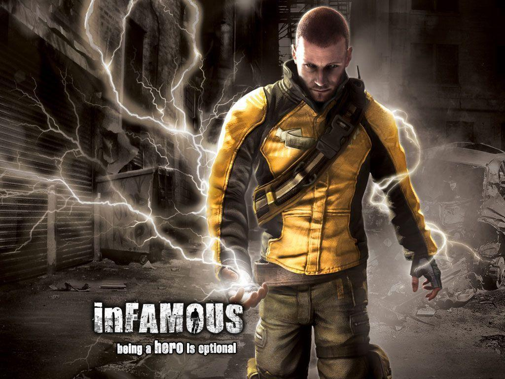 Infamous Wallpapers 4