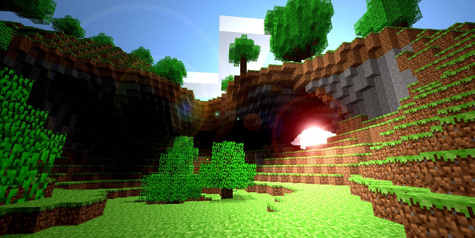 Wallpapers For > Cool Minecraft Backgrounds Hd