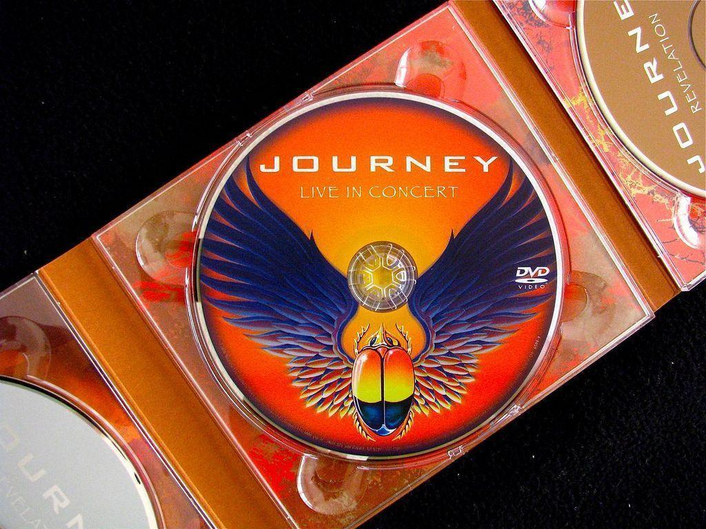 Journey Band Wallpaper - Viewing Gallery