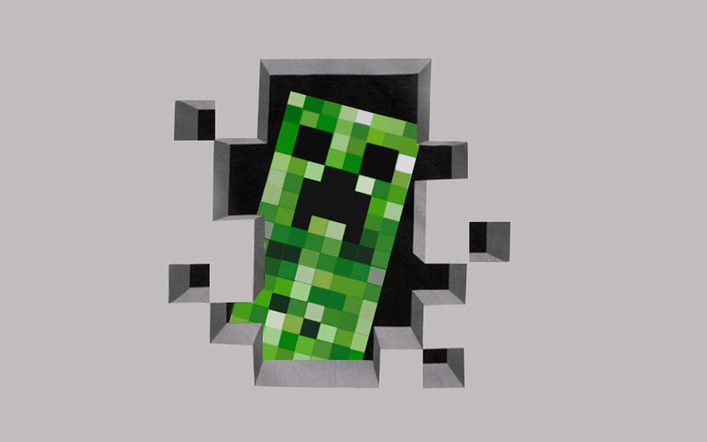 Wallpapers For > Minecraft Creeper Wallpaper Hd 1080p