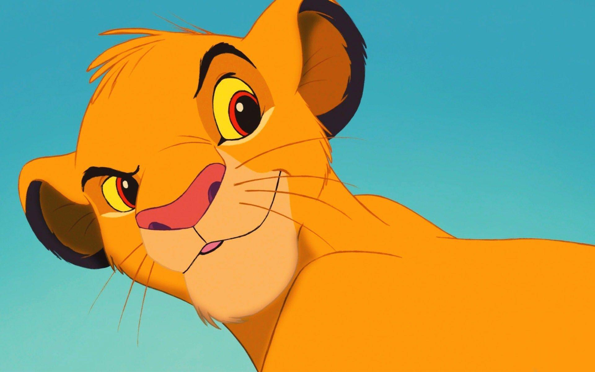 Images For Lion King Simba Iphone Wallpaper