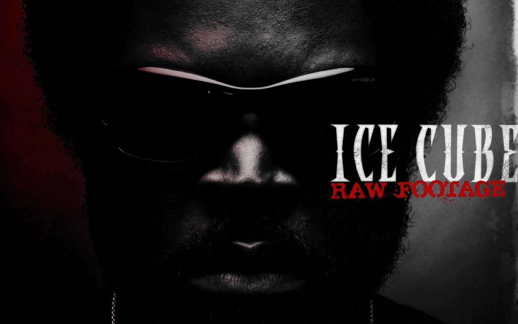 Ice Cube Raw Footage Wallpaper by TheIronLion on DeviantArt