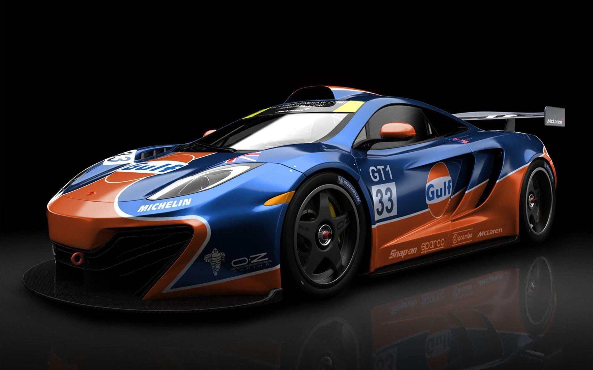 mclaren mp4 12c gt1 hd widescreen sport car wallpapers - | My ...