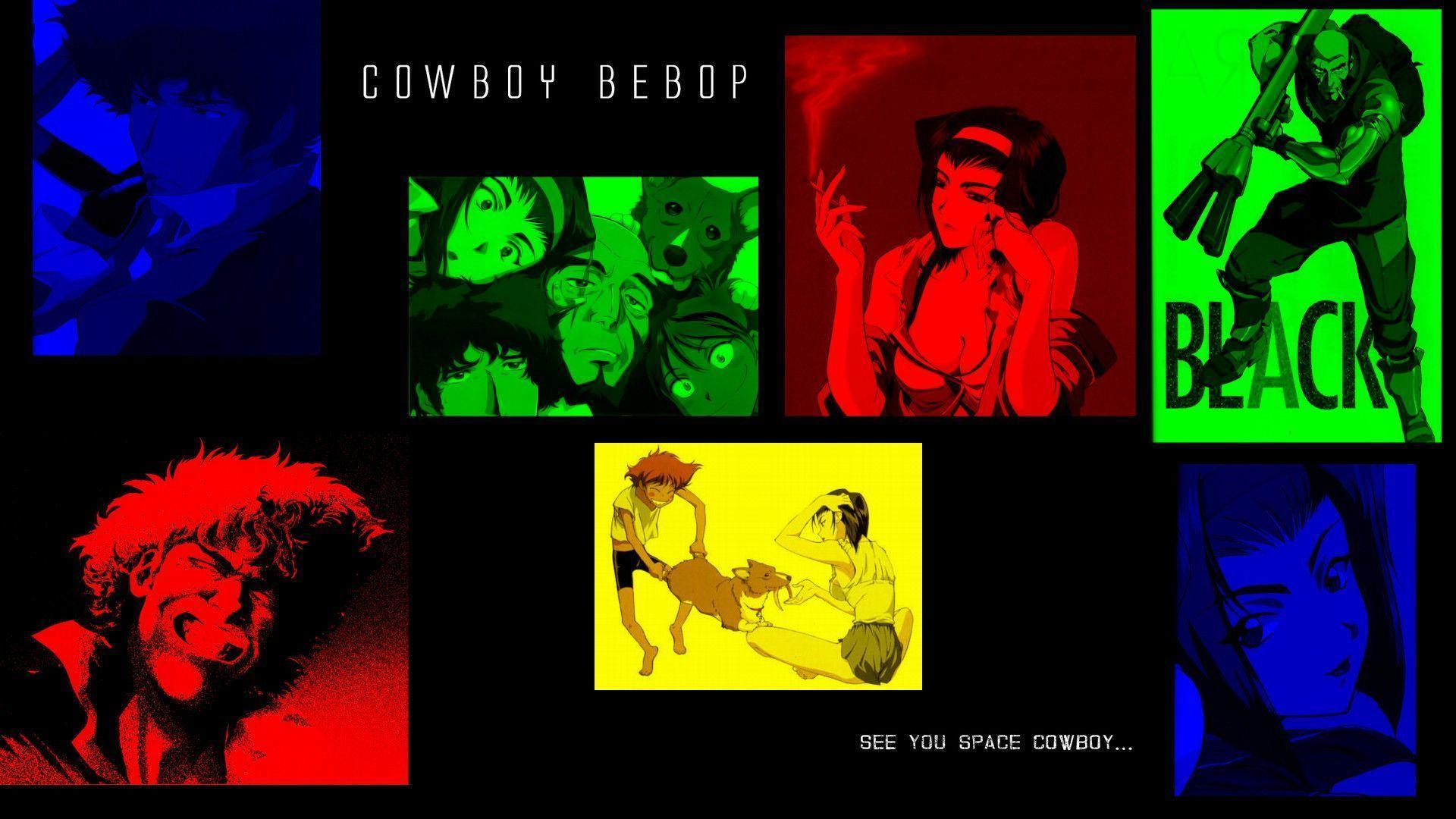Cowboy bepop porn