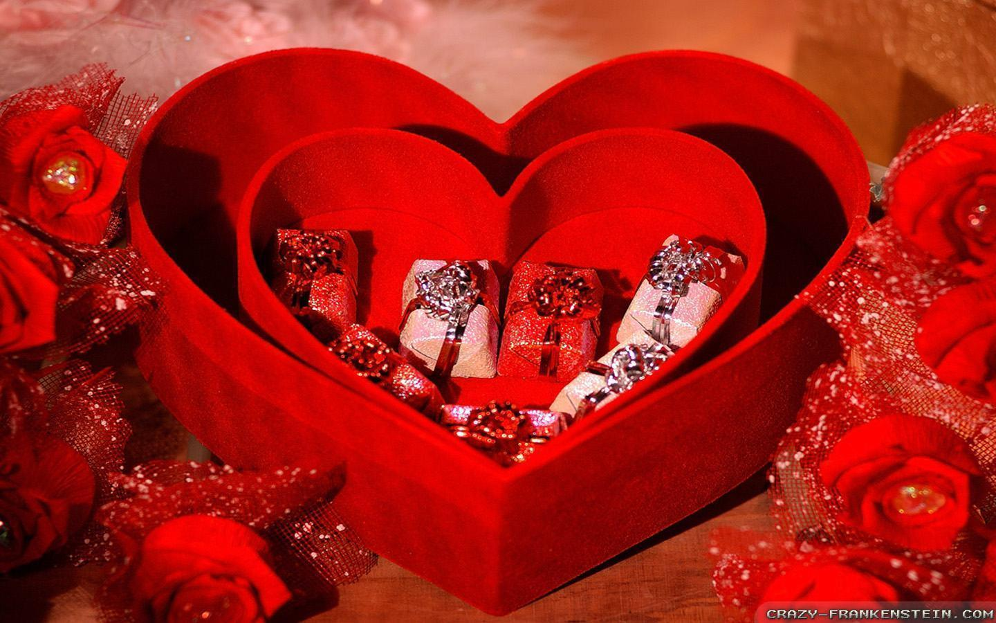 Gift Wallpapers Backgrounds - Download free Gift Valentine Day Gi