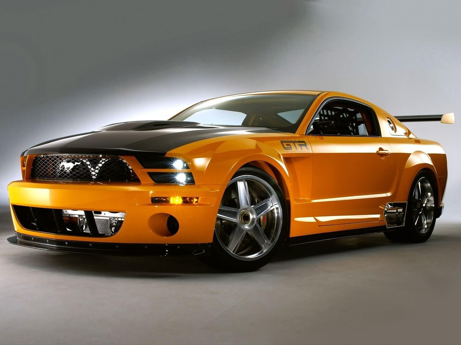 QQ Wallpapers: Ford Mustang Wallpapers and Images