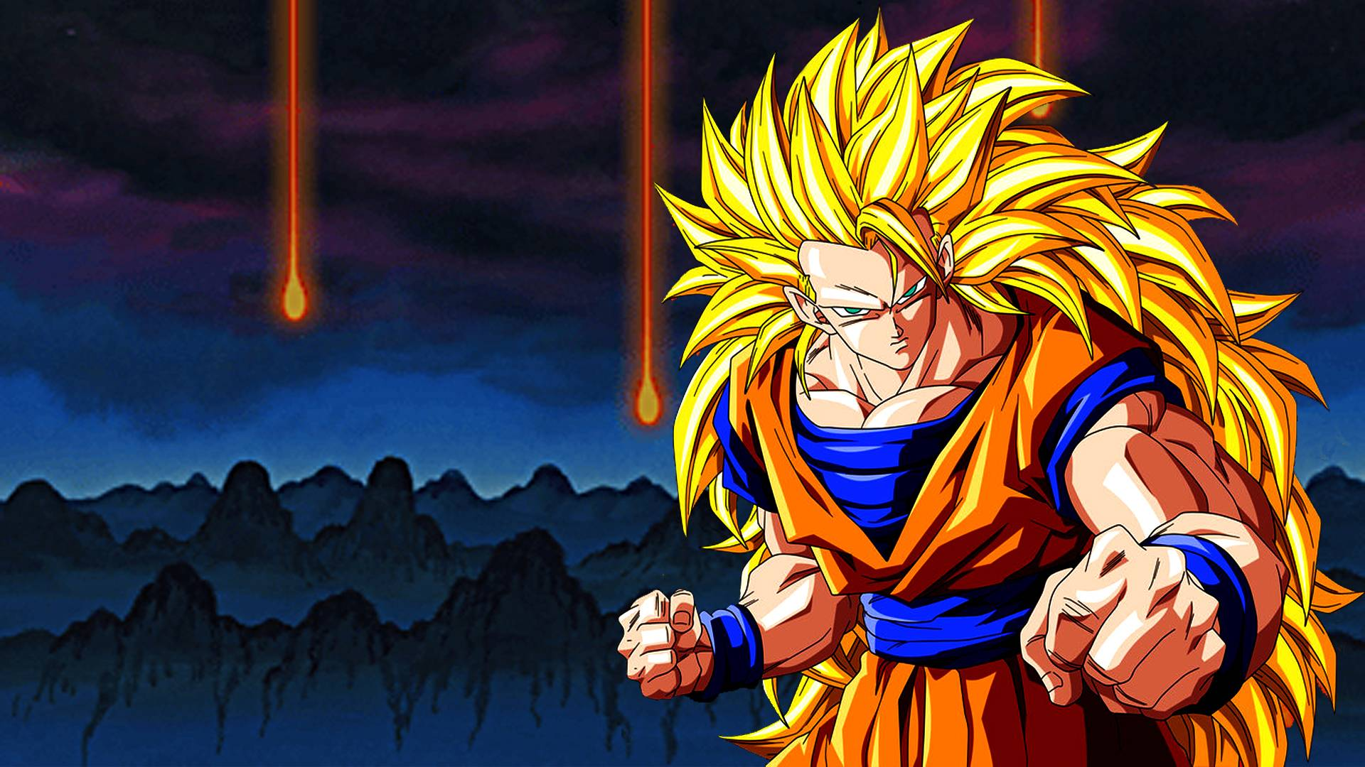 Dragon Ball Z Goku Wallpaper Full HD