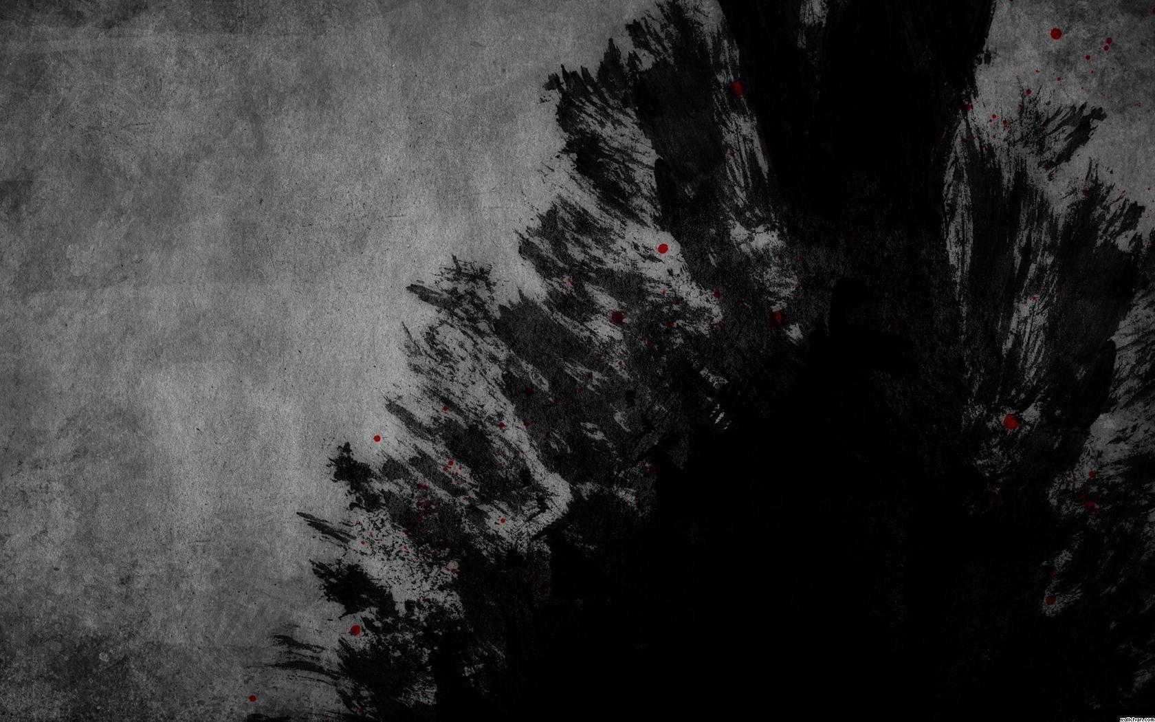 Black Art Wallpapers - Wallpaper Cave
