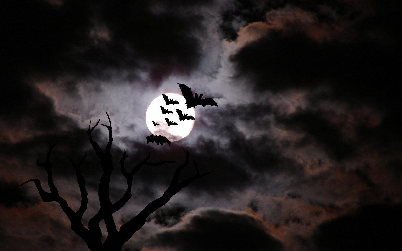 Scary Halloween Wallpapers Free - Wallpaper Cave