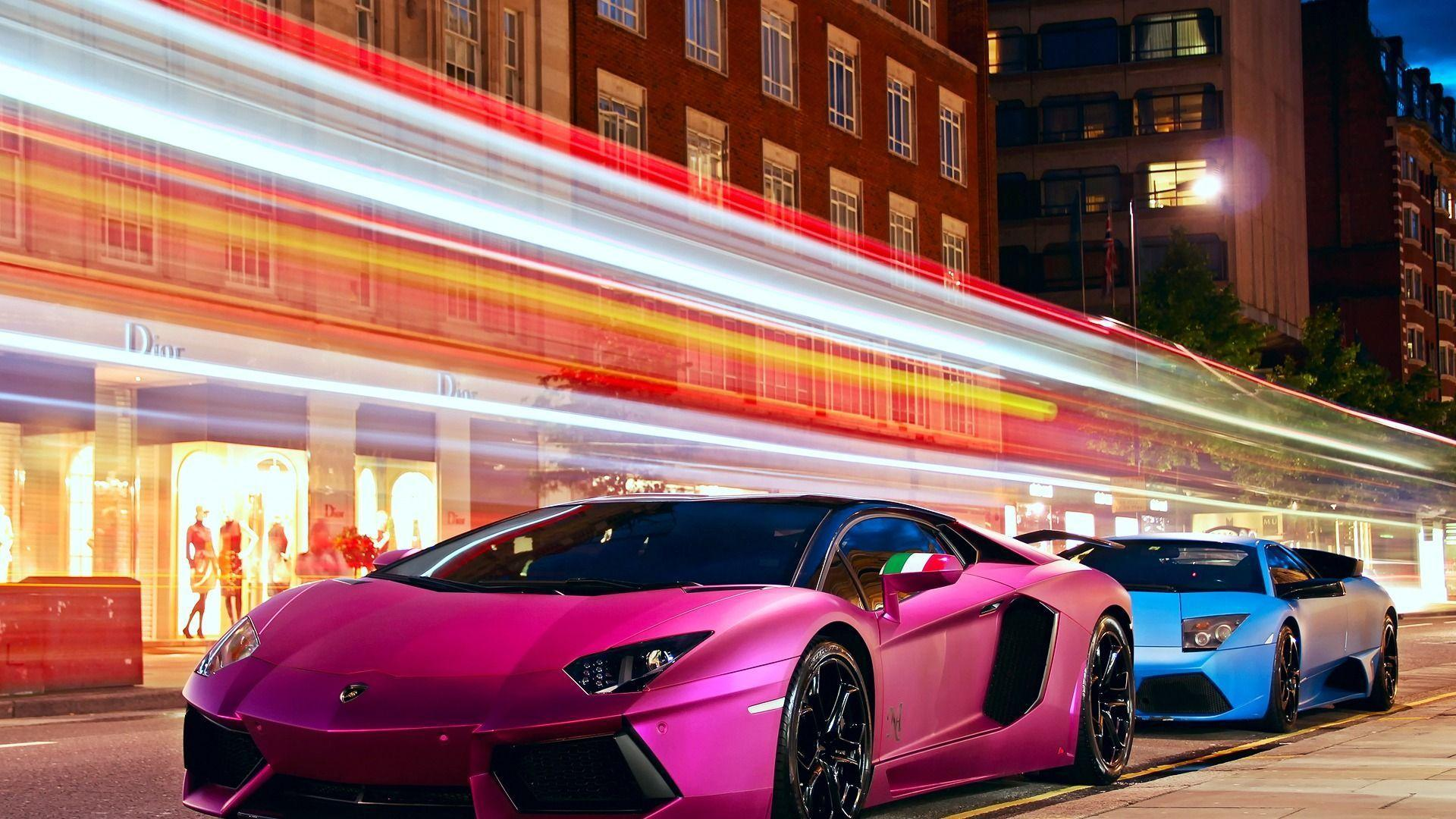 Pink Car Wallpapers - Wallpaper Cave
