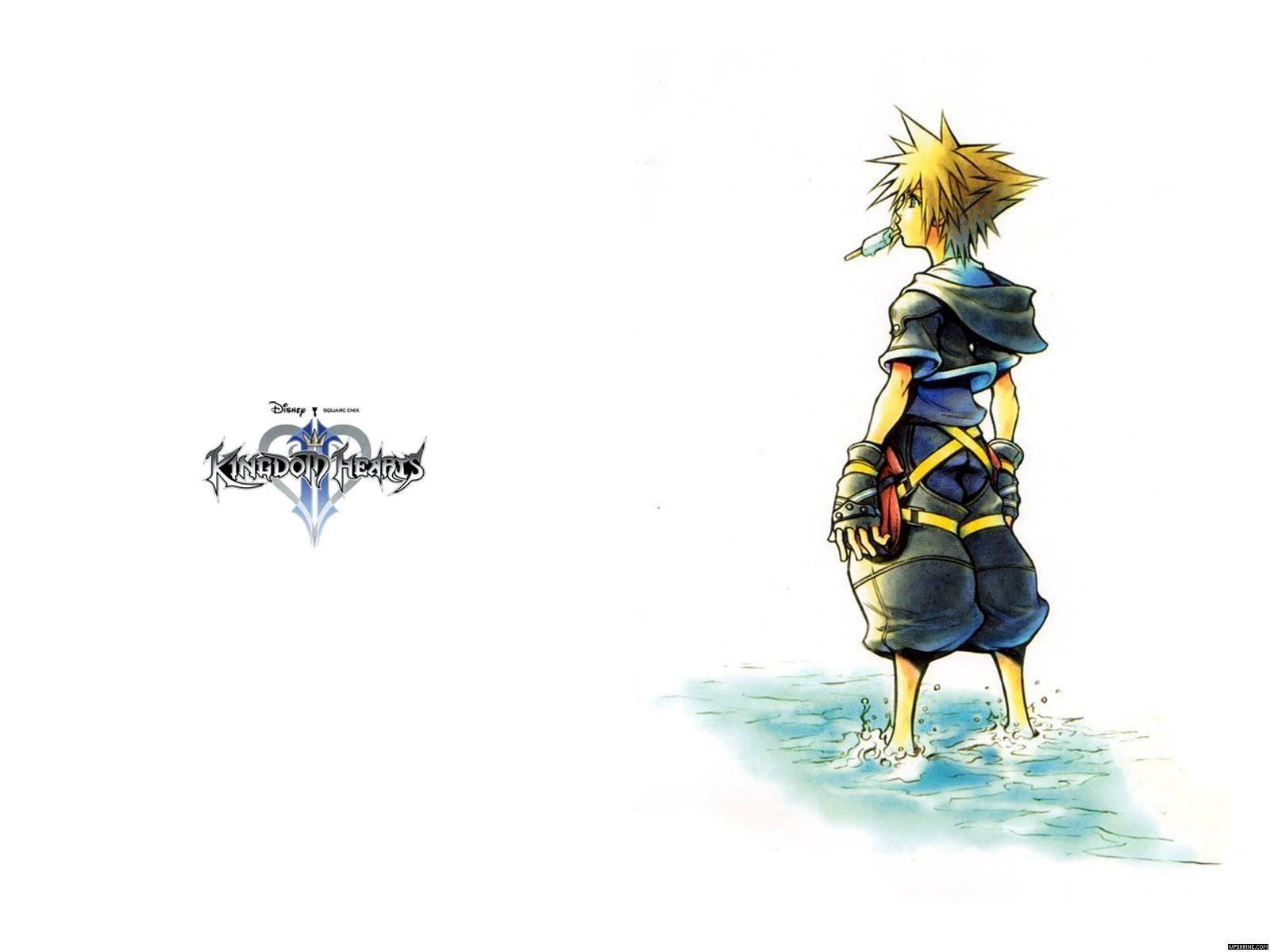 Kingdom Hearts Sora Wallpaper 1920x1080 Kingdom Hearts Wallpap...